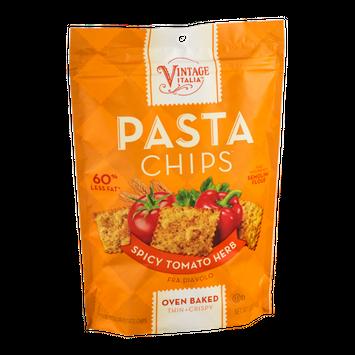 Vintage Italia Pasta Chips Spicy Tomato Herb