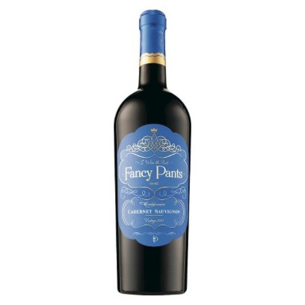 Trinchero Fancy Pants California 2011 Cabernet Sauvignon Wine 750 ml