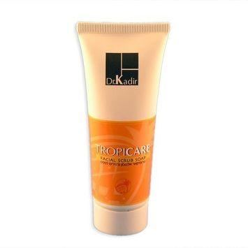 Dr. Kadir Dr Kadir Tropicare Facial Scrub Soap, 2.54-Fluid Ounce