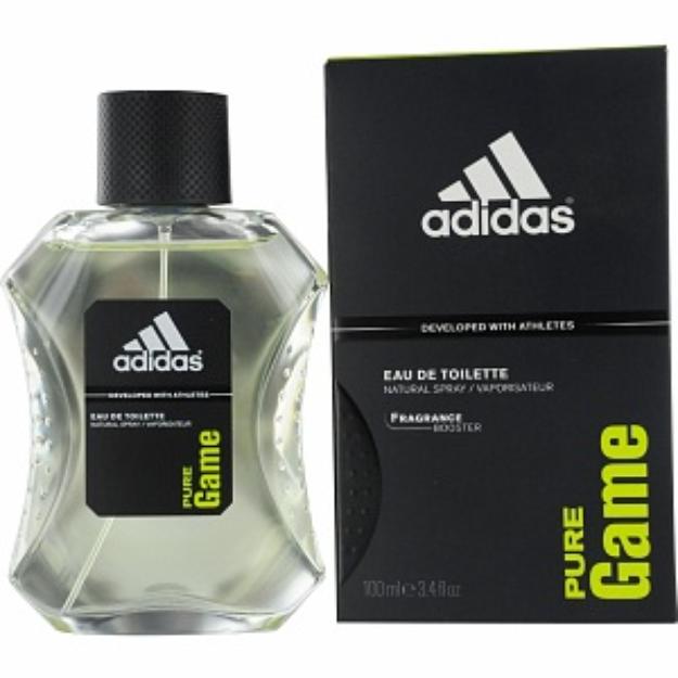 Cuando Contabilidad calificación  Adidas Pure Game Eau de Toilette Spray Reviews 2021