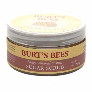 Slide: Burt's Bees Honey Almond & Shea Sugar Scrub