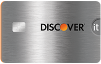 Discover it Chrome for Students Credit Card