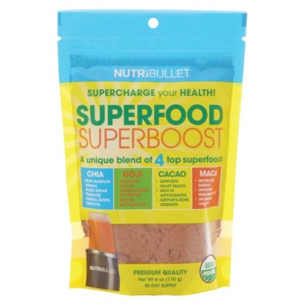NutriBullet Nutri-Bullet Superfood Superboost