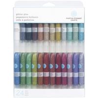 EK Success Martha Stewart Crafts Glitter Glue Set
