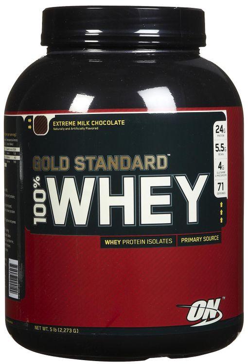 Whey Gold Standard Extreme Milk Chocolate