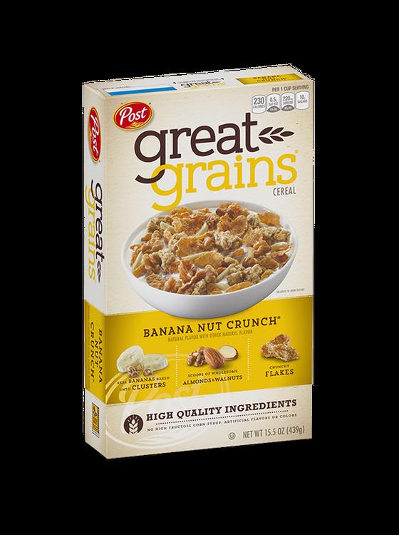 Great Grains Banana Nut Crunch