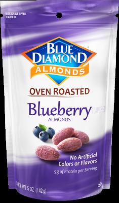 Blue Diamond® Almonds Oven Roasted Blueberry Almonds