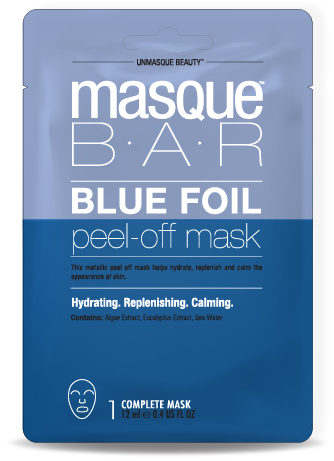 masque B•A•R™ Blue Foil Peel-Off Mask