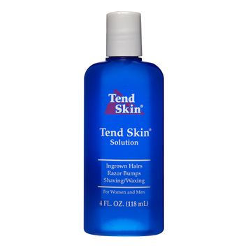 Tend Skin® Solution for Ingrown Hair & Razor Bumps, 4 ounce