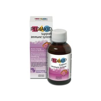 Pediakid USA Support Immune System-Pediakid All Natural Liquid Children Vitamins & Mineral Supplement to Help Children Improve Immune Resistance