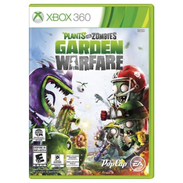 Electronic Arts Plants vs Zombies: Garden Warfare (Xbox 360)