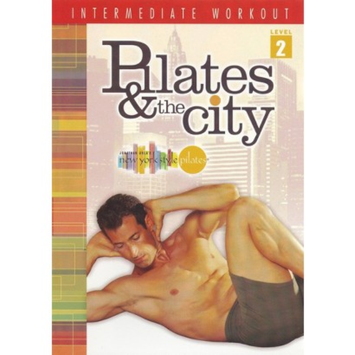 Allumination Film Works Llc Pilates and the City: Intermediate Workout - DVD
