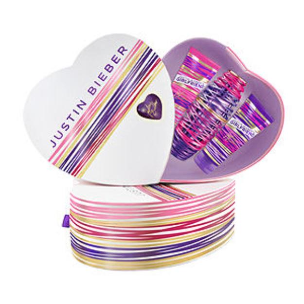 Justin Bieber Girlfriend Gift Set