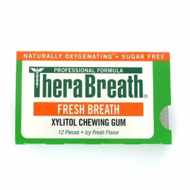 TheraBreath Fresh Breath Xylitol Chewing Gum