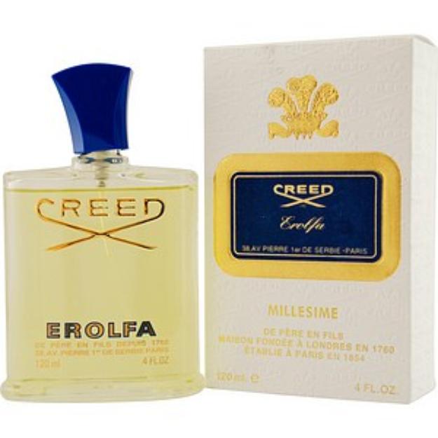 Creed Erolfa Eau De Parfum Spra Spray 4 Oz For Men, 4 fl oz