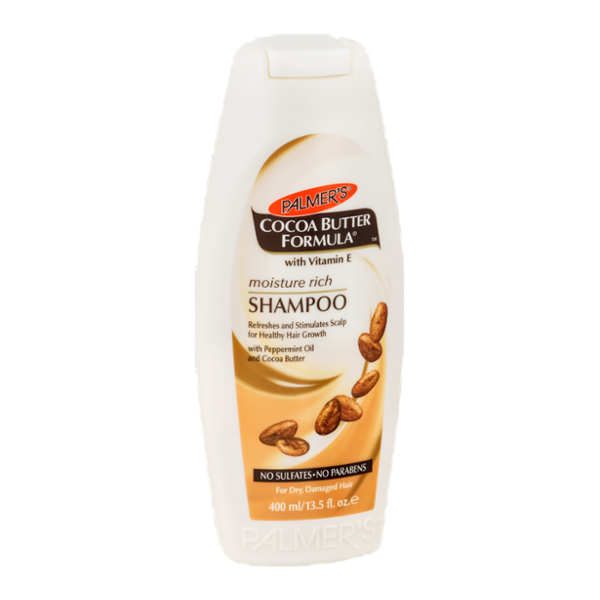 Palmer's Cocoa Butter Formula with Vitamin E Moisture Rich Shampoo