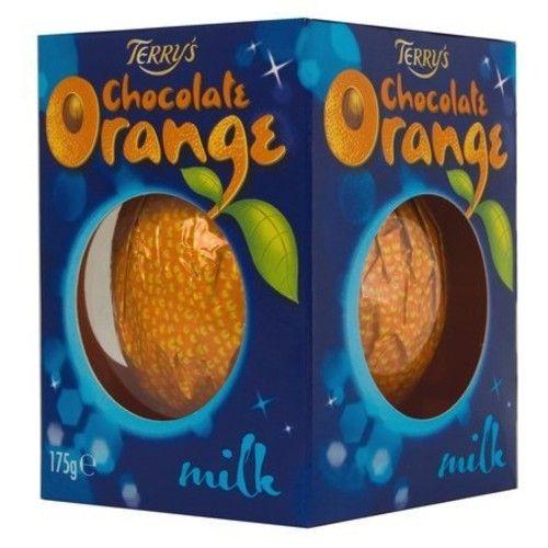 Terrys Terry's Chocolate Orange - Milk Chocolate - 6.2oz (175g)