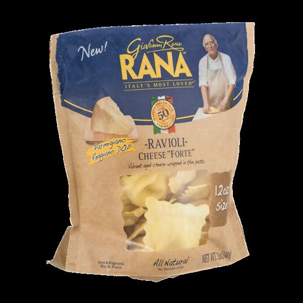 Rana Ravioli Cheese Forte