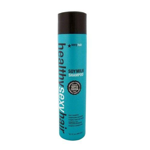 Sexy Hair U-HC-2716 Healthy Sexy Hair Soy Milk Cocoa Shampoo - 10.1 oz - Shampoo