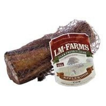 L M Animal L/M Animal Farms DLM13663 Cow Thigh Chewing Bone Dog Treat, 6-Ounce