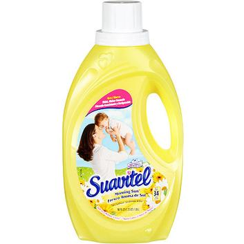 Suavitel Liquid Fabric Softener Morning Sun 56 oz