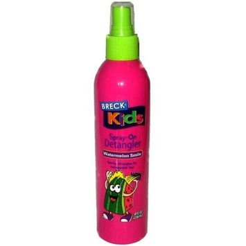 Breck Kids Spray-On Detangler ~ Watermelon Smile ~ 8 fl. oz. (236 ml)