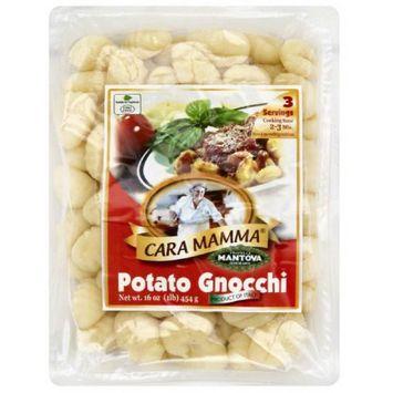 Mantova Cara Mamma Potato Gnocchi, 16 oz, (Pack of 12)