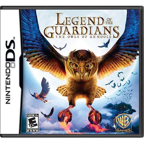 Nintendo Legend Of The Guardians: Owls of Ga'Hoole NDS
