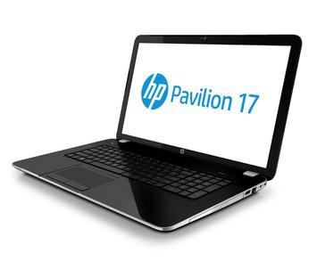 Hewlett Packard HP Pavilion 17 e118dx Ntbk REF