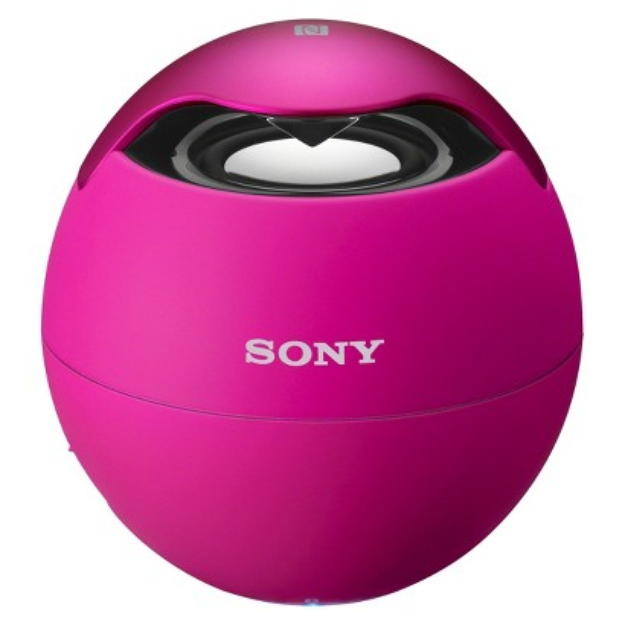 Sony 360 Bluetooth Speaker - Pink