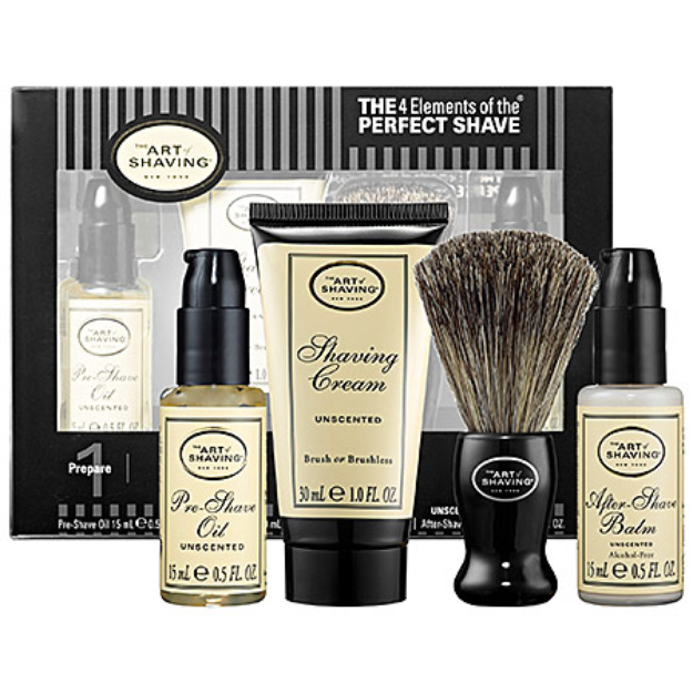 Slide: The Art of Shaving The 4 Elements of The Perfect Shave Starter Kit