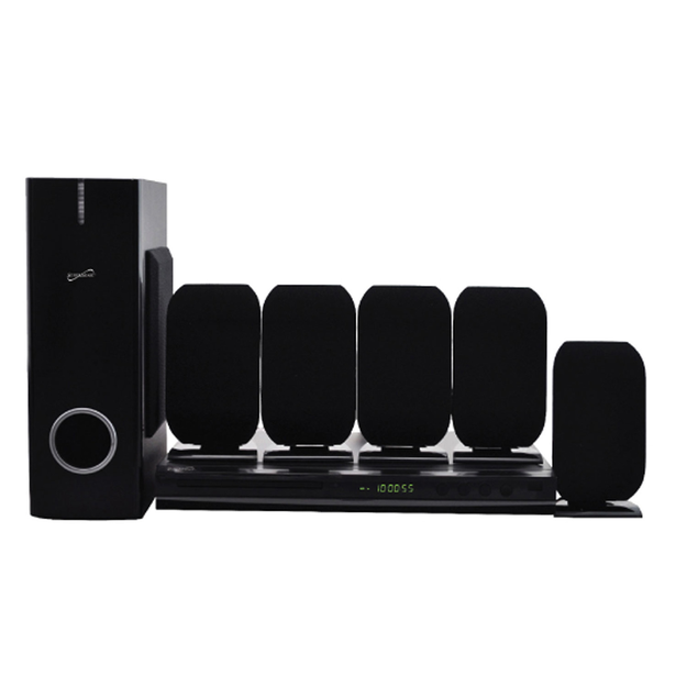 Supersonic 5.1 CHANNEL BLU-RAY HOME THEATER WITH HDMI