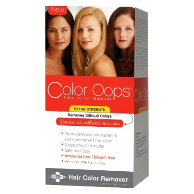 Color Oops Hair Color Remover Reviews 2021