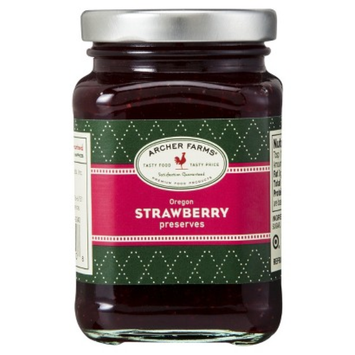 Archer Farms Strawberry Preserves 10-oz.