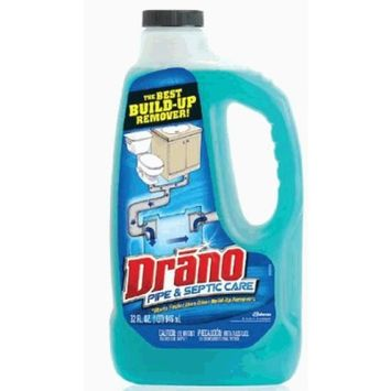 Drano Pipe and Septic 32-Ounce