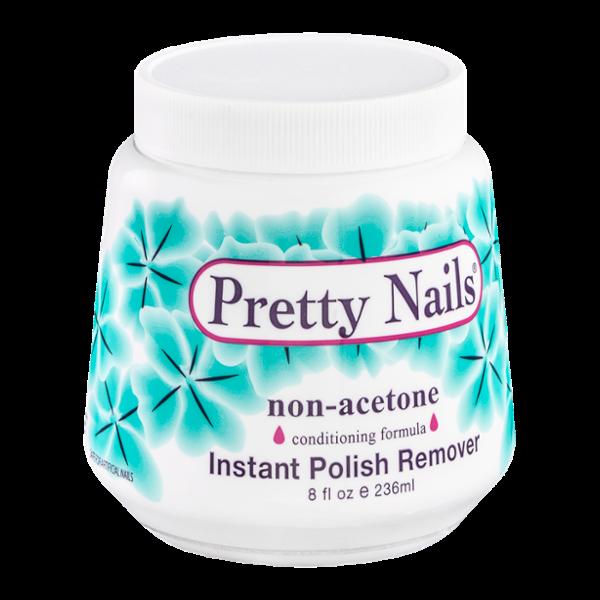 Pretty Nails Instant Polish Remover Non-Acetone