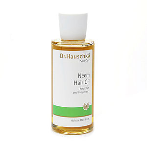 Dr. Hauschka Skin Care Neem Hair Oil