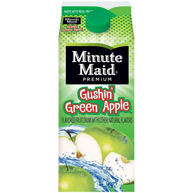 Minute Maid® Gushin' Green Apple