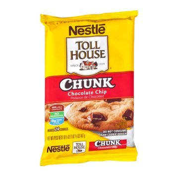Nestlé® Toll House® Chunk Chocolate Chip Cookie Dough