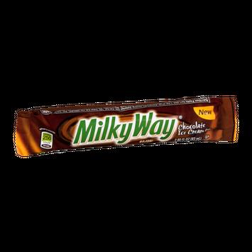 Milky Way Chocolate Ice Cream Bar
