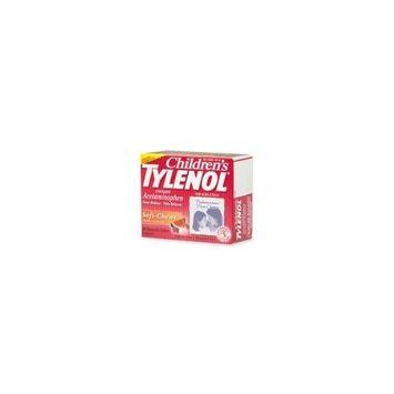 Tylenol® Children's Fruit Chewable Tablets
