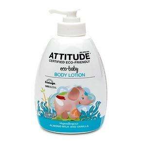 Attitude Eco-Baby Body Lotion