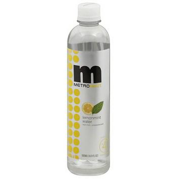 Metromint Lemonmint Water