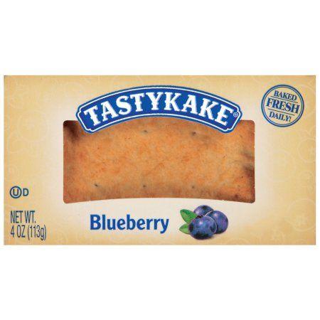 Tastykake® Baked Pies Blueberry Pie