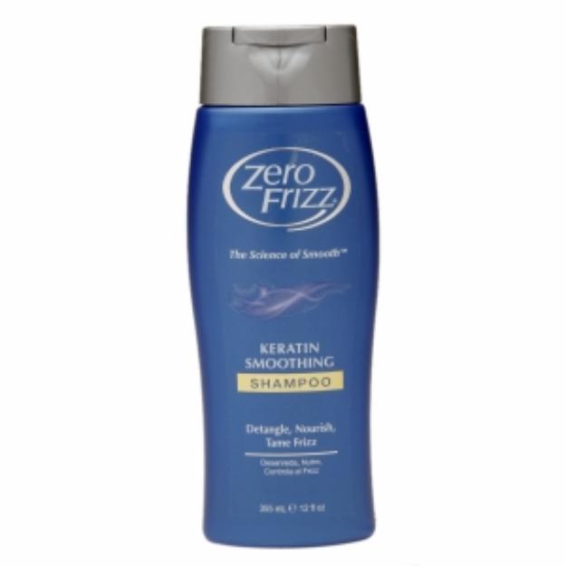 Zero Frizz 100% Rescue Instant Smooth Shampoo