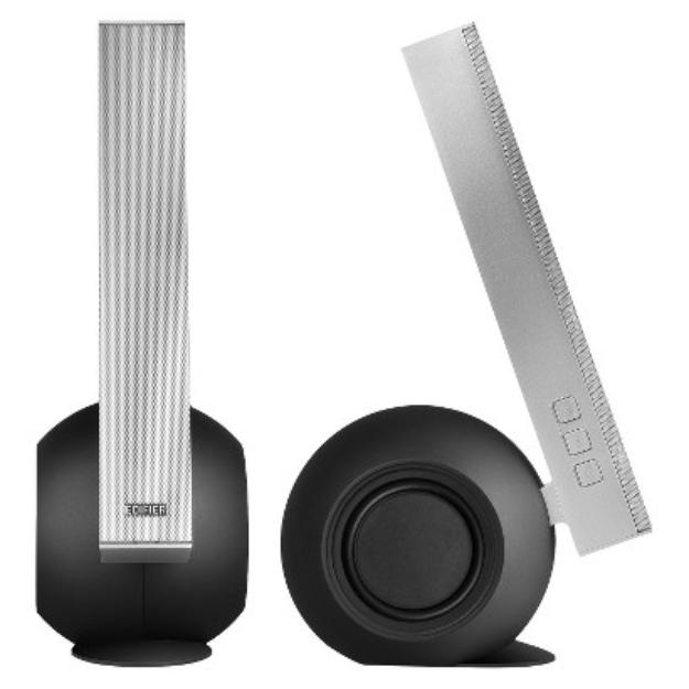 Edifier 2.0 Audio Speaker System - Black/Silver (4000706)