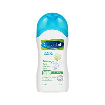 Cetaphil Baby Massage Oil