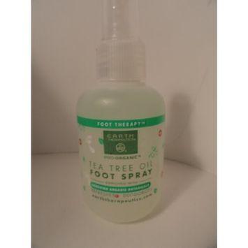 Earth Therapeutics Tea Tree Oil Foot Spray