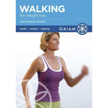 Gaiam Walking for Weight Loss With Debbie Rocker [DVD/CD]