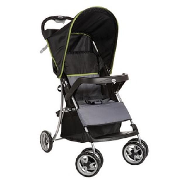 Cosco Sprinter Stroller, Adirondack, 1 ea